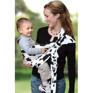 Lite on Shoulder Baby Sling(Moo Cow) Baby