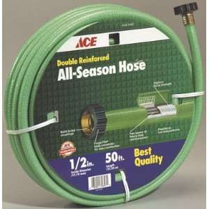 Ace Medium Duty All Season Garden Hose (AC8612050) Patio