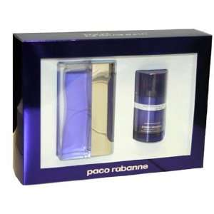 Ultraviolet By Paco Rabanne For Men. Gift Set ( Eau De Toilette Spray