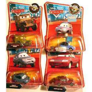 Mattel Disney Pixar Cars 155 Rare Final Lap At the Track