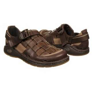 Mens Chaco Conundrum Leather Shitake/Travel Shoes