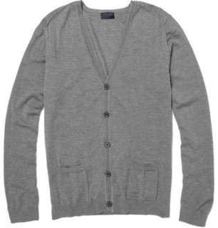 Clothing  Knitwear  Cardigans  Classic Merino Wool Cardigan
