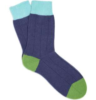 Accessories  Socks  Casual socks  Cashmere Socks