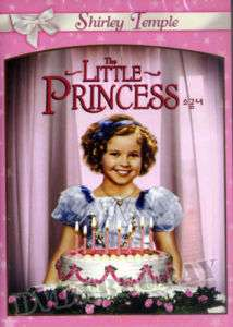 The Little Princess DVD (1939) *NEW*Shirley Temple