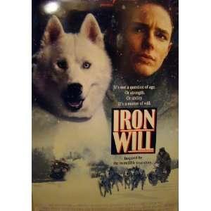 Iron Will with Mackenzie Astin, Kevin Spacey & David Ogden
