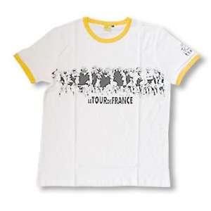 Tour de France tee shirt peloton:  Sports & Outdoors