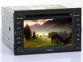 Peugeot 207 307 Auto Radio NAVIGATION GPS DVD TV USB SD