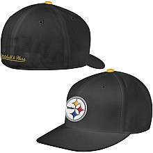 Mitchell & Ness Pittsburgh Steelers Fitted Throwback Hat
