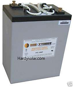Deep cycle battery bank 4300 Watt AGM Maintenance free