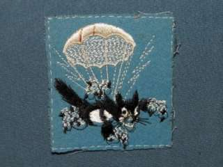 PATCH WW2 US ARMY 503RD PIR PARACHUTE INFANTRY REGT FELT AIRBORNE