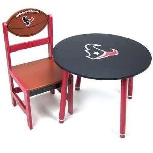 Houston Texans Team Table