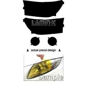 Toyota Tundra (2010, 2011, 2012, 2013) Headlight Vinyl Film Covers by
