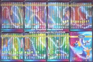 DVD Set Walt Disney Special Collection Sammlung Rarität Komplett in 8