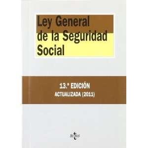 Ley General de la Seguridad Social VV.AA. 9788430952786