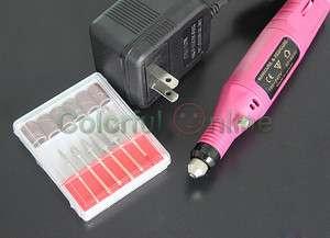 Polish Gel Nail Machine/Polisher Machine/Nail Art Set  Pink