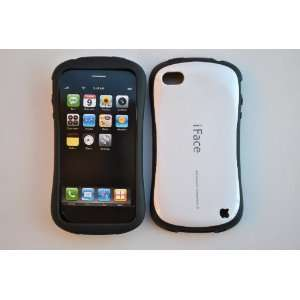 4s/4g Heavy Duty White/black Cover Case Cell Phones & Accessories