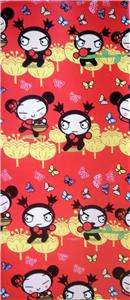 NEW* PUCCA Party GARU gift wrap paper 18 sheets