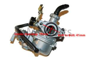 Gas Scooter Honda C100 Engine Motor Carburetor Parts