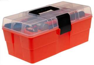 Home Depot 18 piece Delux Tool Box Toy Gift For Boys