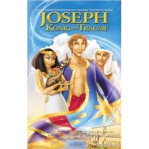 Joseph   König der Träume [VHS] Danny Pelfrey, Robert Ramirez, Rob