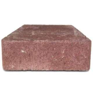 in. x 12 in. Concrete Garden Wall Block 455939