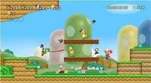 New Super Mario Bros. Wii  Games