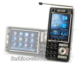 Fashion Quad band Dual Sim Touch Screen TV Cell Phone T Mobile Mini