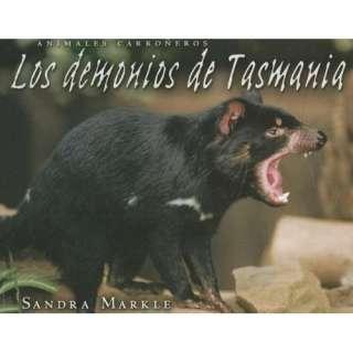 Los Demonios de Tasmania (Animales Carroneros)  Sandra
