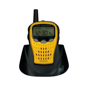 Oregon Scientific Emergency Alert Radio WR601N at The Home Depot