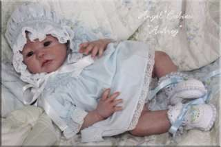 Vinyl Doll Kit 20 Baby AUBREY Realistic by Denise Pratt 3033