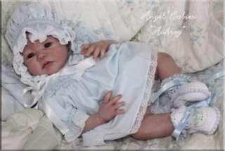 Vinyl Doll Kit 20 Baby AUBREY Realistic by Denise Pratt 3033 |
