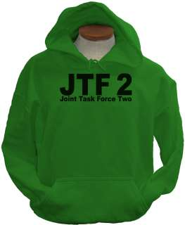 JTF2 Canadian Special Ops Force Army Military Hoodie