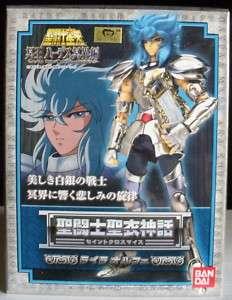 Saint Seiya Cloth Myth Silver Lyra Orpheus Japan Ver.