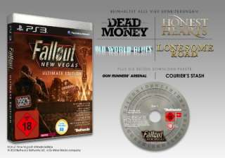 Fallout New Vegas   Ultimate Edition: Playstation 3: .de: Games