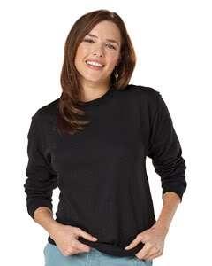Hanes 5.2 oz 100% Cotton Long Sleeve T Shirt ANY CLR/SZ