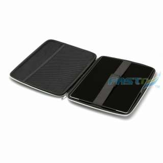 SILVER HARD THIN TRAVEL CASE COVER FOR APPLE IPAD 2