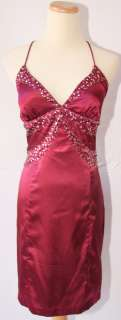 ROBERTA $110 Short Juniors Homecoming Day Party Dress