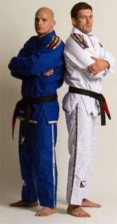 Bad Boy PRO Series Jiu Jitsu Gi Blue A2G bjj kimono