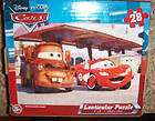 Disney CARS 28 Piece Lenticular Puzzle Brand New