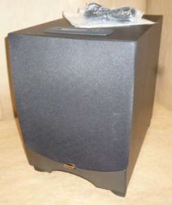 KLIPSCH RW 10D 10 POWERED HOME THEATER SUBWOOFER