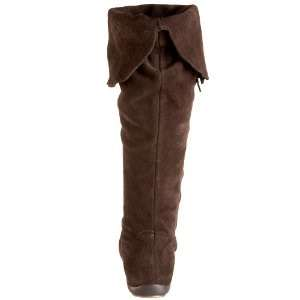 Primigi Vivienne Tall Brown Suede Boot 27 28 29 30 31