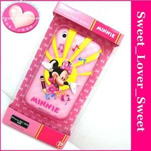 Disney Soft CASE Apple iPhone 3G 3GS A1802 Minnie Mouse |