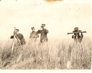 photo Early UNITED STATES MARINE CORPS RANGEFINDER USMC