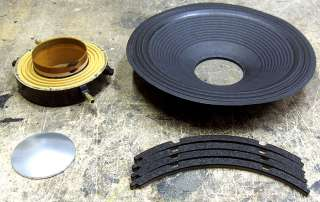Gauss 15 4580/5840 woofer subwoofer speaker recone kit