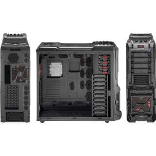 AeroCool Strike X ST Black Tower PC Case + Fan Speed Controller Panel