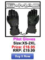 GMAC/NITRO Pilot Motorbike Motorcycle Jacket + Pants Trousers + Gloves