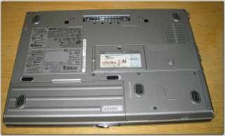 DELL D630 LAPTOP CORE 2 DUO 2.2GHZ 2GB 80GB WINDOWS XP
