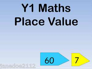 MATHS   PLACE VALUE   Primary Interactive WB Teaching Resources