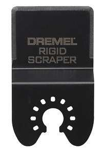 DREMEL MM600 MULTI MAX RIGID SCRAPER BLADE (NEW)