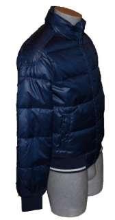 Adidas Piumino Lucido Blu Tg 6 (52)